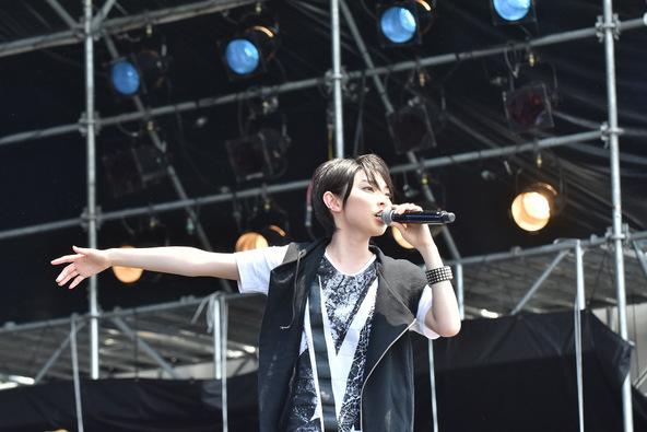 8月1日(土)@「情熱大陸SPECIAL LIVE SUMMER TIME BONANZA'15」 (okmusic UP's)