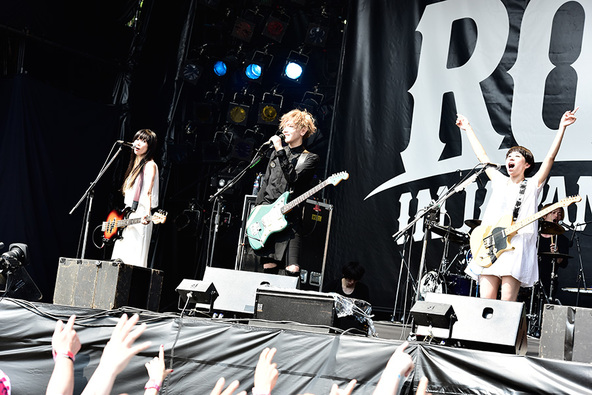 8月1日@「ROCK IN JAPAN FESTIVAL 2015」 (okmusic UP's)