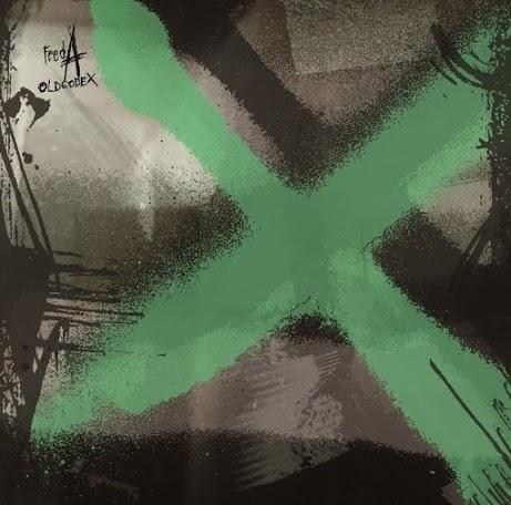 OLDCODEX「Feed A」通常盤ジャケット画像