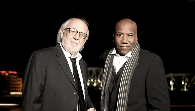 Bob James and Nathan East