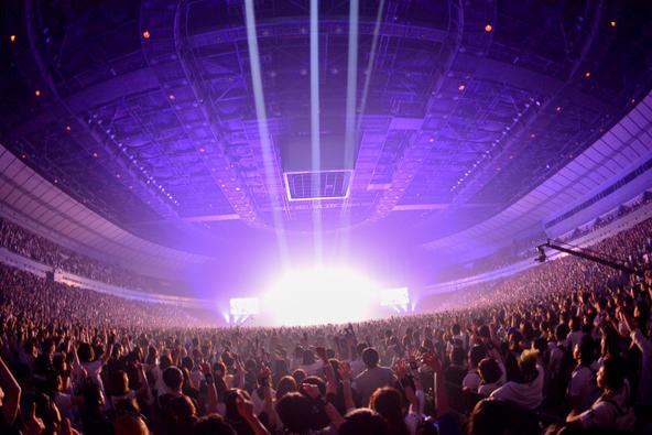 8月4日(火)@横浜アリーナ (okmusic UP's)