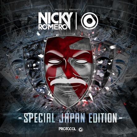 ニッキー・ロメロの来日記念盤『PROTOCOL PRESENTS: NICKY ROMERO -SPECIAL JAPAN EDITION-』 (okmusic UP's)