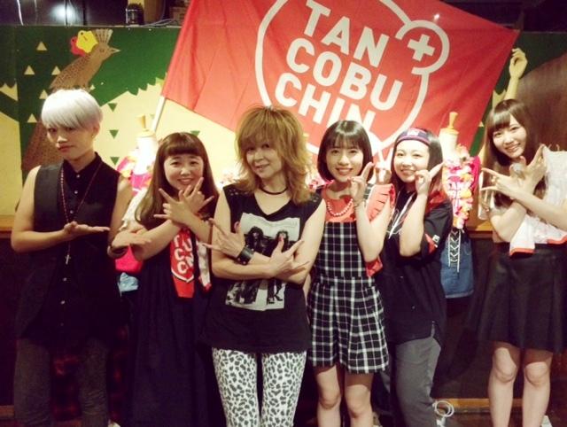 8月5日@渋谷TSUTAYA O-nest