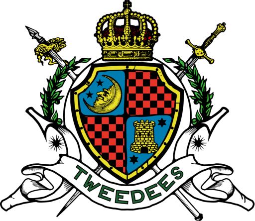 TWEEDEES ロゴ (okmusic UP's)