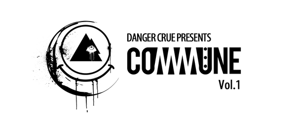 「COMMUNE」ロゴ (okmusic UP\'s)