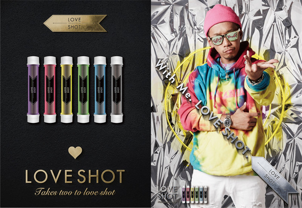 LOVESHOT ポスター画像 (okmusic UP's)