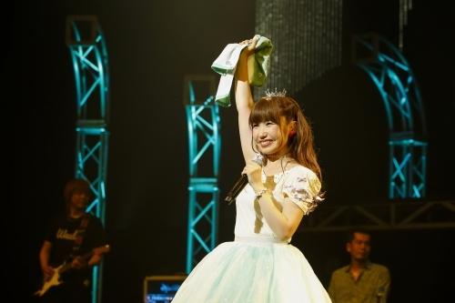 約3,600人を動員した内田彩1stソロライブがBlu-rayにてリリース決定