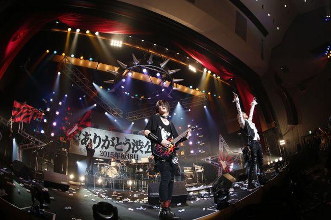 8月8日@渋谷公会堂