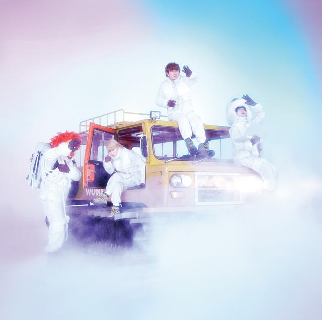 シングル「SOS / プレゼント」 【初回限定盤A】(CD+DVD)