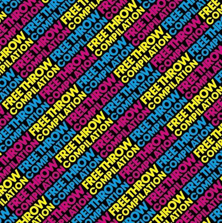 アルバム『FREE THROW COMPILATION Vol.3』 (okmusic UP\'s)
