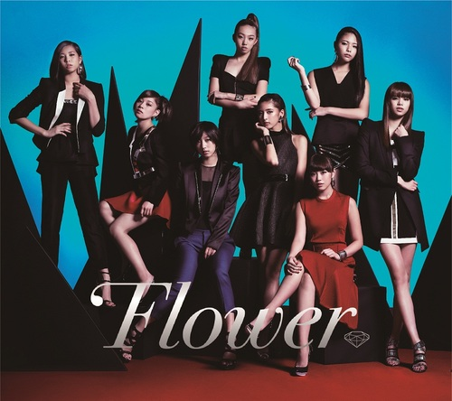アルバム『Flower』 【CD+DVD】 (okmusic UP\'s)