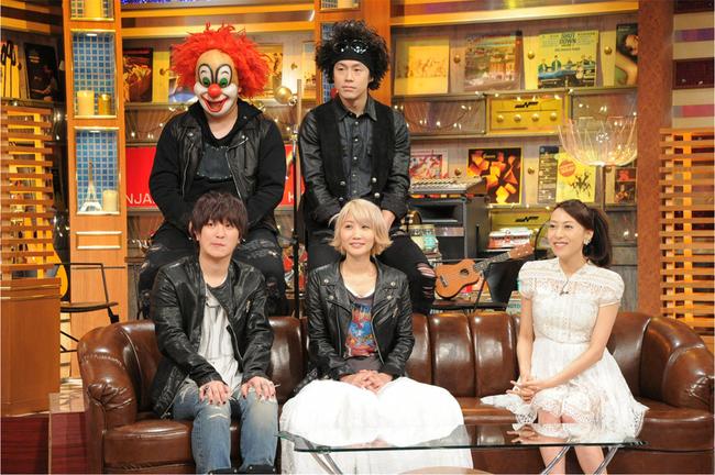 9月6日(日)放送の「関ジャム 完全燃SHOW」にゲスト出演するSEKAI NO OWARIと一青窈 (C)テレビ朝日
