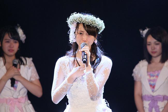8月31日@SKE48劇場