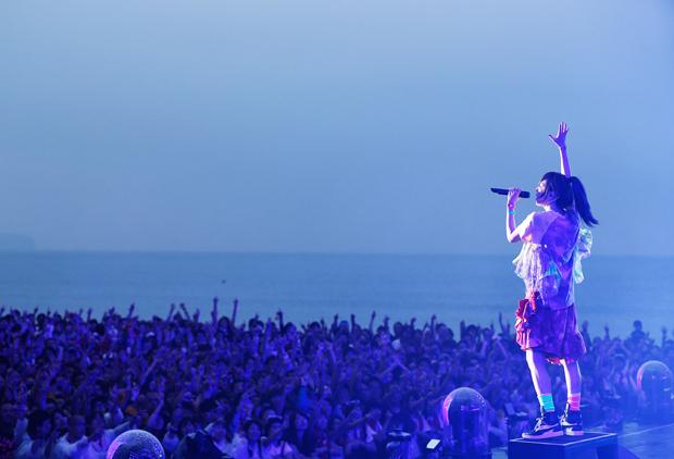 8月30日@神奈川・サザンビーチちがさき