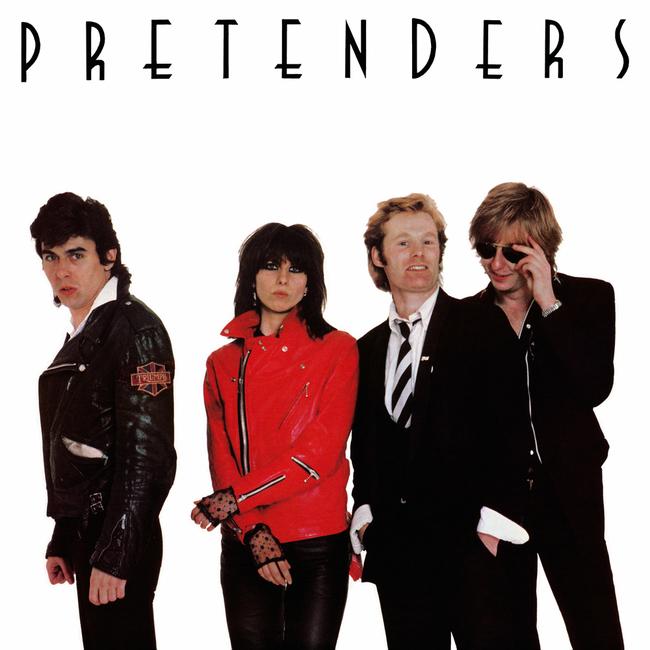 the PRETENDERS『PRETENDERS』のジャケット写真