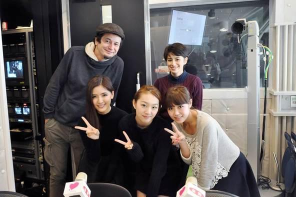 2月1日(土)@TOKYO FM渋谷スペイン坂スタジオ (okmusic UP\'s)