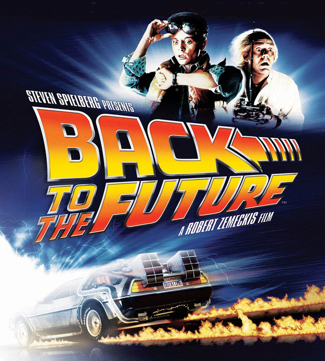 「バック・トゥ・ザ・フューチャー」 ™ & (C) Universal Studios and U-Drive Joint Venture.