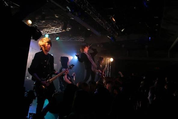 2月2日@新横浜NEW SIDE BEACH!! (okmusic UP\'s)