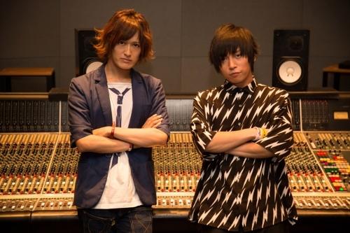 「スキキライ」レコーディング秘話を語った赤飯(写真左)とGero