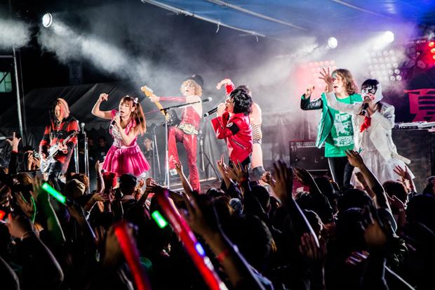 9月12日@「AOMORI ROCK FESTIVAL 2015〜夏の魔物〜」