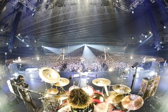 9月13日@幕張メッセ photo by RUI HASHIMOTO(Sound Shooter)