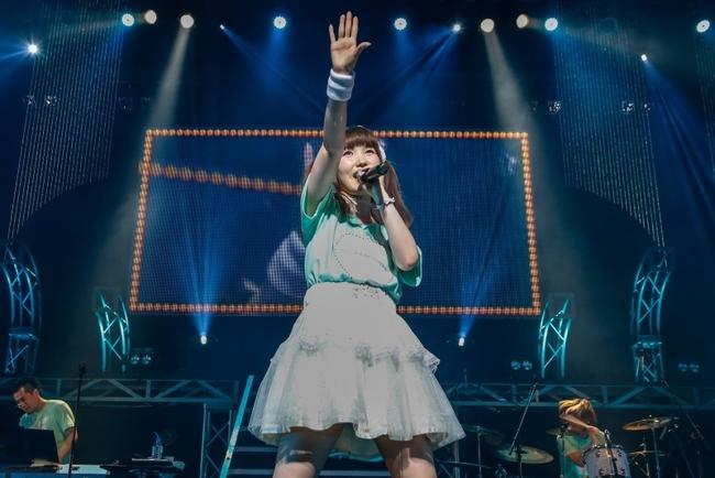 声優・内田彩の2ndソロライブ追加公演が急遽決定