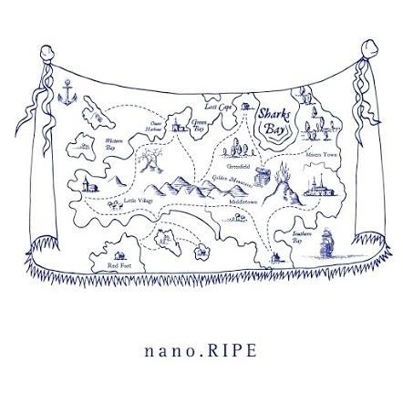 nano.RIPE『シアワセのクツ』通常盤ジャケット画像