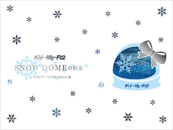 DVD『SNOW DOMEの約束IN TOKYO DOME 2013.11.16』 (okmusic UP\'s)