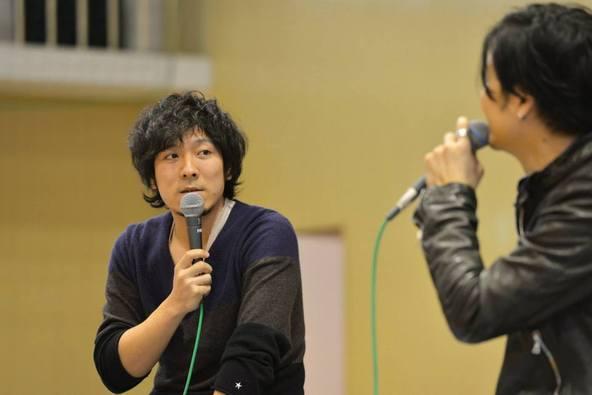 2月3日(月)@FM802「ROCK KIDS 802」公開収録 photo by 河上良 (okmusic UP\'s)