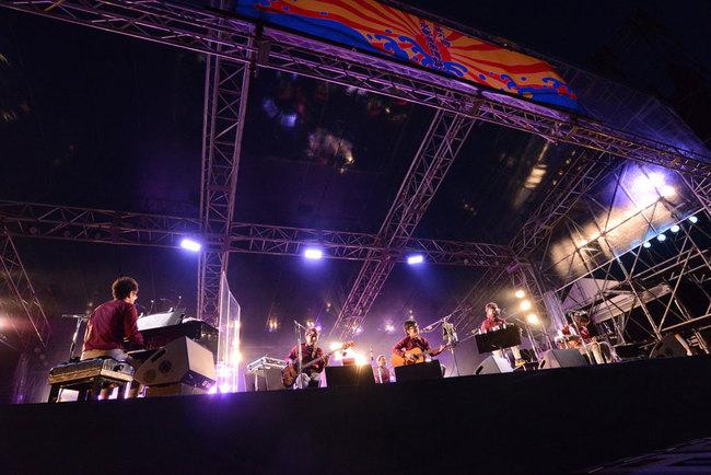 9月20日(日)@「京都音楽博覧会2015 IN 梅小路公園」(くるり)