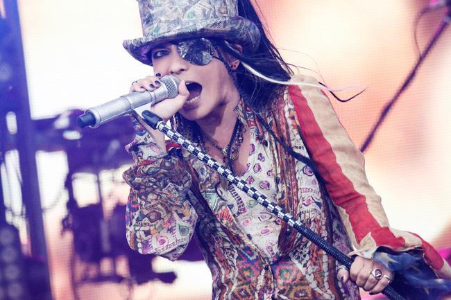 9月22日@『L'Arc-en-Ciel LIVE 2015 L'ArCASINO』