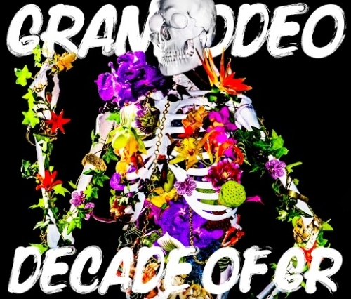 GRANRODEO『DECADE OF GR』ジャケット画像