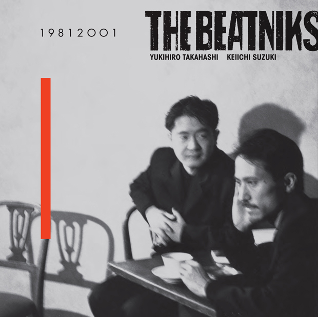 『THE BEATNIKS 19812001』