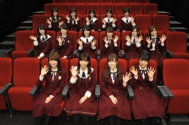 『心が叫びたがってるんだ。』を鑑賞、号泣した乃木坂46メンバー (C)KOKOSAKE PROJECT