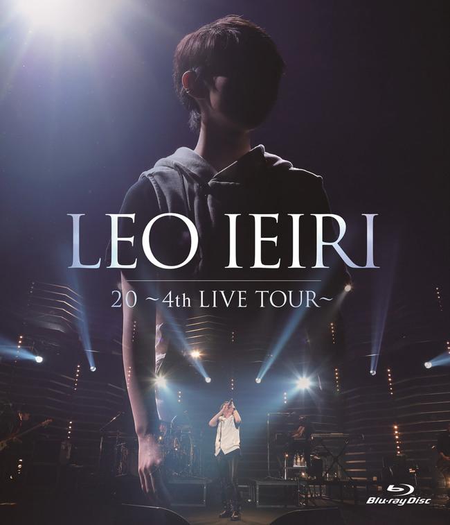 Blu-ray『20 ~4th Live Tour~』