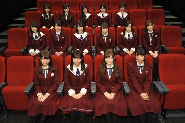 『心が叫びたがってるんだ。』上映会に出席した乃木坂46メンバー