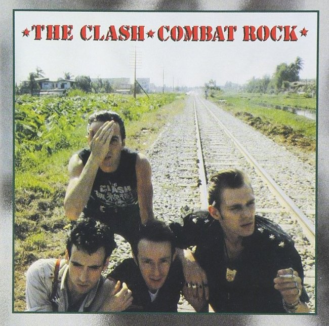 THE CLASH『Combat Rock』のジャケット写真