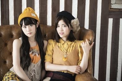 """3rdアルバムを11月4日にリリースする""""ゆいかおり""""(小倉唯&石原夏織)"""
