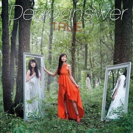 TRUE「Dear answer」【DVD付盤】ジャケット画像