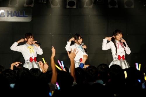 """1stライブを東京・原宿アストロホールにて開催した「それが声優!」発のユニット""""イヤホンズ"""""""