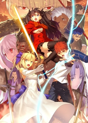 オリコン週間総合BDランキングにて首位を獲得した「Fate/stay night [Unlimited Blade Works] Blu-ray Disc Box II」ジャケット (C)TYPE-MOON・ufotable・FSNPC