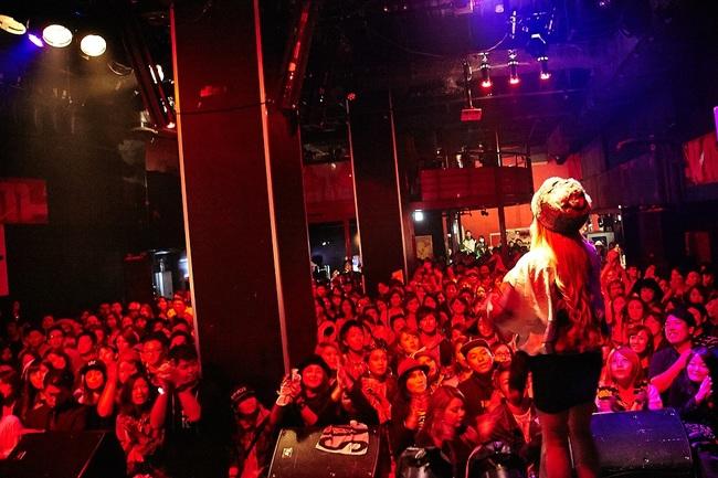 10月10日(土)@渋谷HARLEM PLUS