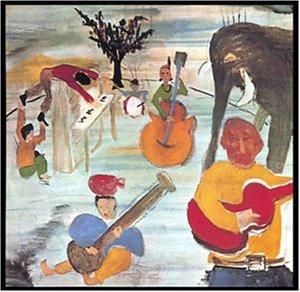 THE BAND『Music From Big Pink』のジャケット写真