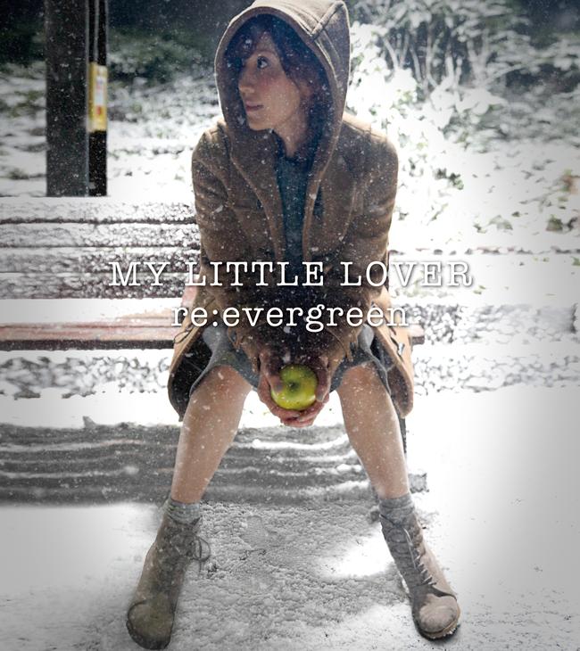 アルバム『re:evergreen』