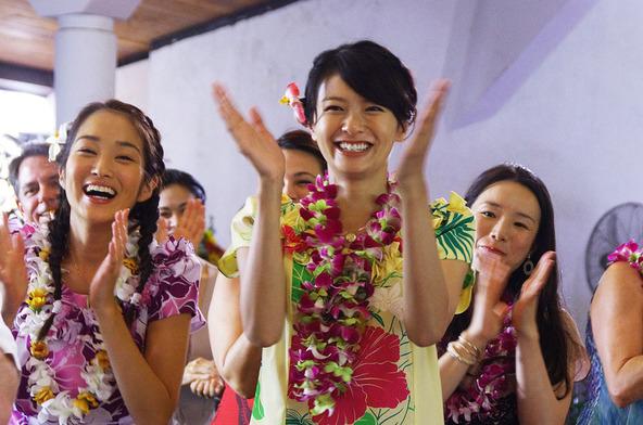 映画「わたしのハワイの歩きかた」 (c)2014「わたしのハワイの歩きかた」製作委員会(okmusic UP\'s)