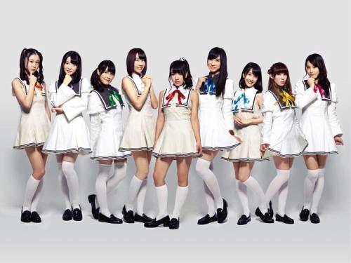 10/7発売シングル「ビーマイ☆ゾンビ」では初のオリコンTOP10入りを果たしたアイドルカレッジ