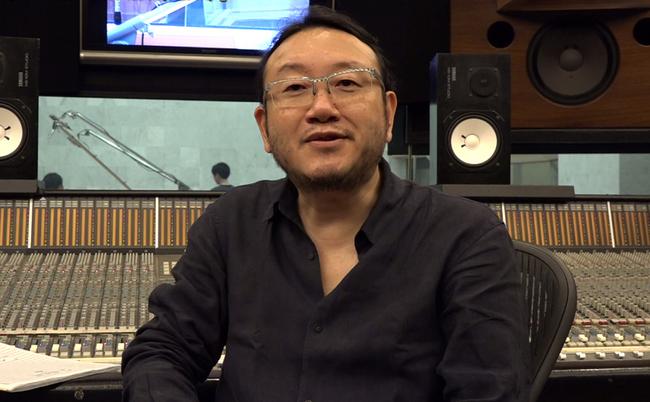 「下町ロケット」メインテーマ曲を担当する服部隆之氏 (c)TBS