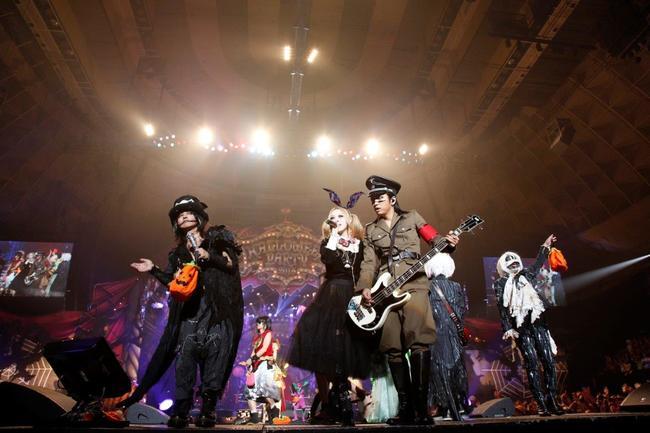 10月17日(土)@神戸ワールド記念ホール(HALLOWEEN JUNKY ORCHESTRA)