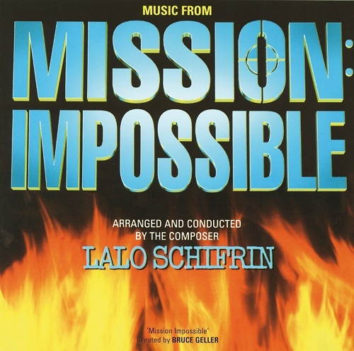 Lalo Schifrin「Mission: Impossible」ジャケット画像