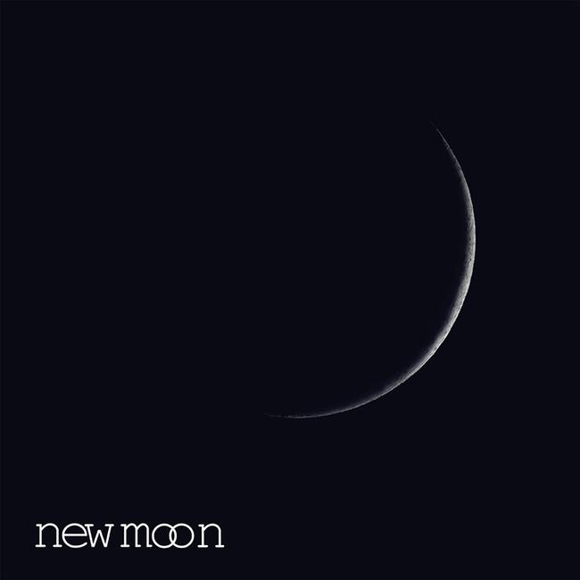 配信楽曲「new moon」